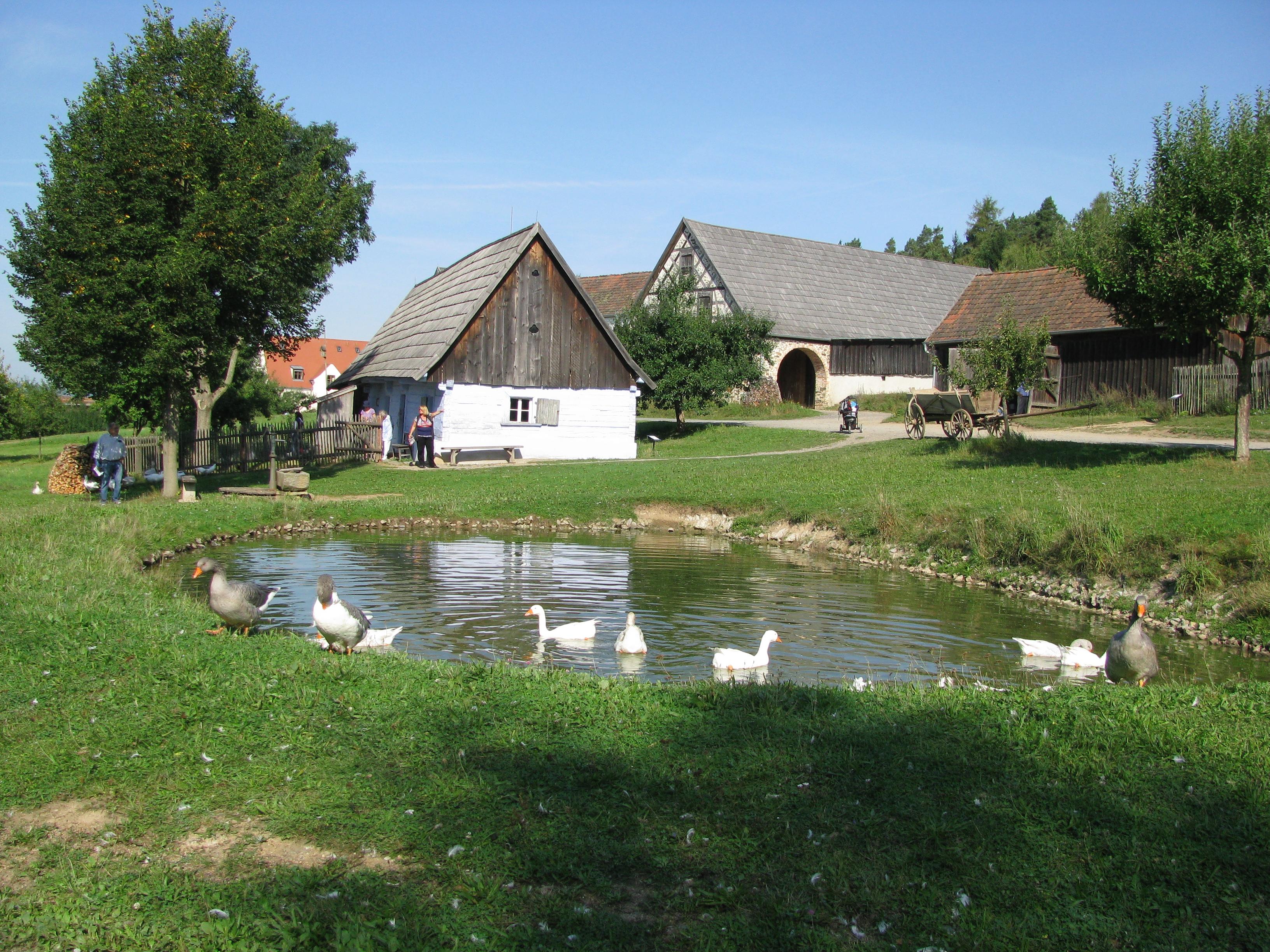Oberpfälzer Freilandmuseum Neusath-Perschen